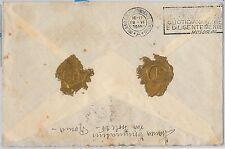 57099 - ITALIA REGNO - STORIA POSTALE: BUSTA con bell'annullo PUBBLICITARIO 1929