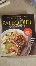 The Real Paleo Diet cookbook by Loren Cordain, PH.D  reading