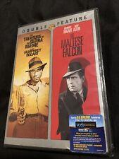 2 Bogart Classics The Maltese Falcon The Treasure of the Sierra Madre Sealed