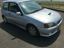 Toyota starlet glanza v 1.3 turbo silver ep91 breaking for parts wheel nuts m55