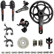 New Campagnolo Super Record 80th Anniversary Groupset 175mm, 50-34T, 12-27T