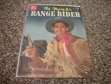 The Flying A's Range Rider # 15 (1956) Dell Comics