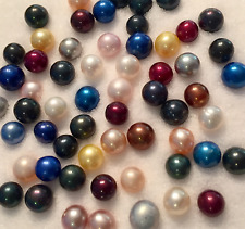 20 AKOYA OYSTERS WITH PEARLS 6-7mm TONS OF COLORS! MAKE ME AN OFFER! FROM USA