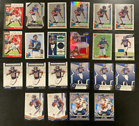 Riley Ridley 2019 Rookie Lot 22 Cards~HOT Inserts++ Jersey/Patches SP Bears RC