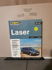Gregorys service manual ford laser  1987-1990  no 251