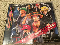 ONE PIECE CHARACTER SONG ALBUM OST animation anime series cd Soundtrack Miya rec
