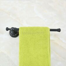Oil Rubbed Brass Wall Mounted Towel Rack Holder Towel Bar