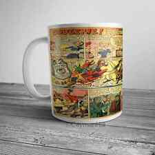 Vintage Wildroot Hair Tonic Comic Book Ad Advertisement on NEW Coffee Mug