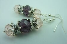 Handmade Glass Drop/Dangle Fashion Earrings