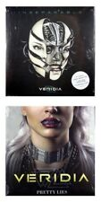 Veridia: Inseparable AND Pretty Lies 2 NEW CDs Christian Alternative Rock Music