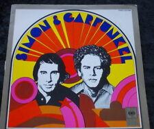 SIMON & GARFUNKEL Self Titled LP (Aust Only CBS Gold Edge)