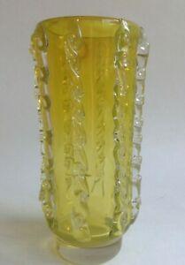 Home Decor Style Decoration Glass Lemon Vase Hand Flower Bud Desktop Table Gift