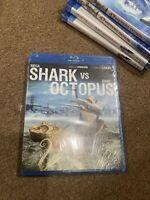 Mega Shark vs. Giant Octopus (Blu-ray Disc, 2010)Factory Sealed Mint!!