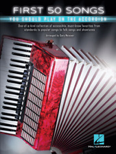 First 50 Songs You Should Play on the Accordion 250269