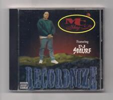 MC SHY-D featuring DJ SMURF - Recordnize CD rare 1996 Rap SEALED Benz Records