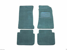 Fits Holden VK Commodore Cerulean - Car Floor Mats PLUSH Pile - BROCK foot-rest