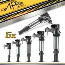 6x Ignition Coils for Holden Commodore VZ Colorado RC Statesman WL Rodeo RA 3.6L