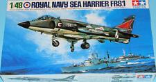 ROYAL NAVY SEA HARRIER 1/48 61026 kit di montaggio Tamiya