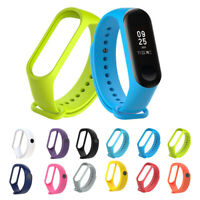 Soft Silicone Bracelet Strap Wristband Wrist Band Replacement For Xiaomi Mi 3 4