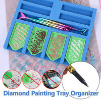 Pen Beading Storage Tray Diamond Painting Tray Holder Diamond Painting Kits