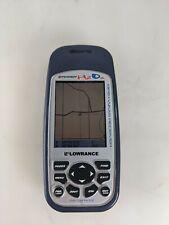 Lowrance iFinder H2O Outdoor/waterproof handheld GPS plus WAAS Reciever