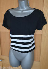 Marks and Spencer Striped Crew Neck Tops & Shirts for Women
