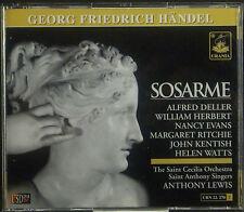 2ercd Handel - Sosarme, Lewis, Total Consumption, Handel