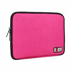 BUBM External Hard Drive Carry Case, Travel Electronics Accessories Organizer SD