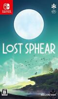 USED Nintendo Switch Lost Sphere Japan import