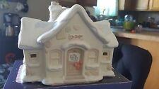 Precious Moments Sugar Town DOCTOR'S OFFICE NIGHT-LIGHT Rare Retired with box