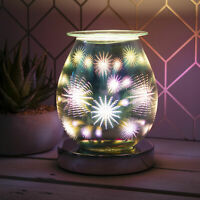 Desire Aroma Lamp Electric 3D Touch Oil Burner Scented Wax Astral Design Light
