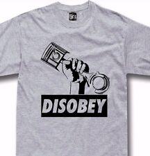 Piston Revolution t-shirt Turbo tuning track day petrolhead mechanic tshirt