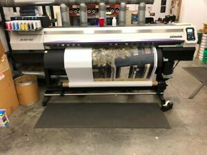 Mimaki JV-300 Solvent Printer