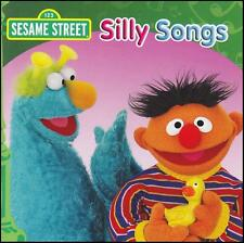 SESAME STREET - SILLY SONGS CD ~ ABC CHILDREN / KIDS ~ 2014 RELEASE ST *NEW*