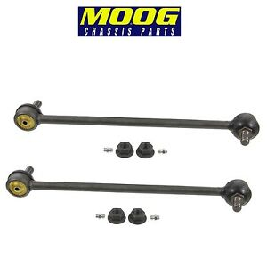 For Honda Pilot Acura MDX Pair Set of 2 Front Stabilizer Sway Bar Ends Link Moog