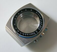 "RARE OMEGA 1970s Speedmaster 125 Ref.178.0002 ""TACHYMETRE"" Wristwatch Case NOS"