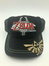 Nintendo Zelda Twilight Princess Mesh Snapback Hat NWT 2008