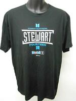 NEW TONY STEWART #14 NASCAR Adult Mens Sizes L-XL-2XL-3XL Performance T-Shirt