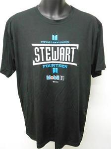 NEW TONY STEWART #14 NASCAR Adult Mens Sizes L-XL-2XL Performance T-Shirt