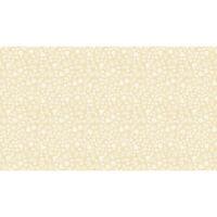 Makower Patchwork Fabric Essentials Doodle Ditzy Full Cream - Per 1/4 Metre