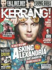 KERRANG! #1570 MAY 2015: ASKING ALEXANDRIA Young Guns SYSTEM OF A DOWN Korn