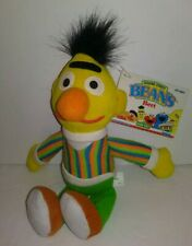 Tyco Sesame Street Beans Bert Beanbag Plush 1997 New with Tags