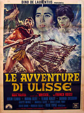 3 DVD SET:  THE ODYSSEY (L'Odissea) (1968) * with switchable English subtitles *