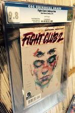 Fight Club 2 Ashcan Promo CGC 9.8 MT Highest Graded Dark Horse Variant Palahniuk