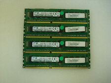 Memoria (RAM) de ordenador PC3-10600 (DDR3-1333) 4 módulos