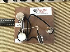 Tone Man Premium Wiring Harness For Gibson Les Paul Special Double Cut Away