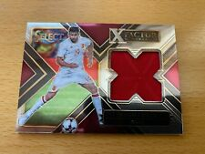 2017-18 Panini Select Soccer Diego Costa X-Factor Jersey Spain