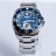 Swiss Military Hanowa Men's 'Sealander' Blue Dial Divers Watch 6-595