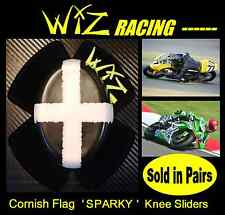 WIZ SPARKY CORNISH FLAG KNEE SLIDERS