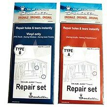 Caravan Awning Accessories (60322) - Isabella Repair kit A (Acrylic/Polyester)